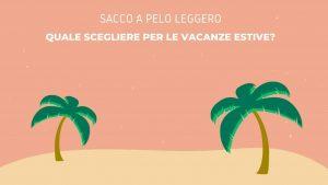 Read more about the article Sacco a pelo leggeri